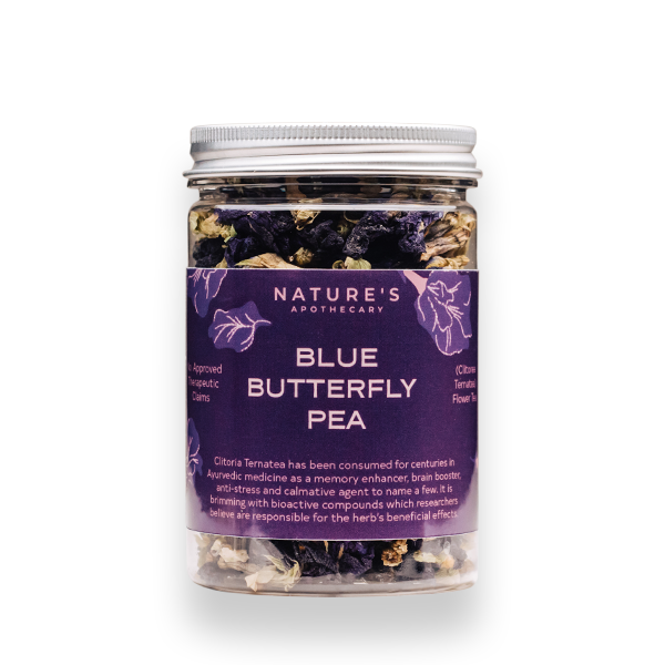 Nature's Apothecary - Blue Butterfly Pea Tea (30g).png