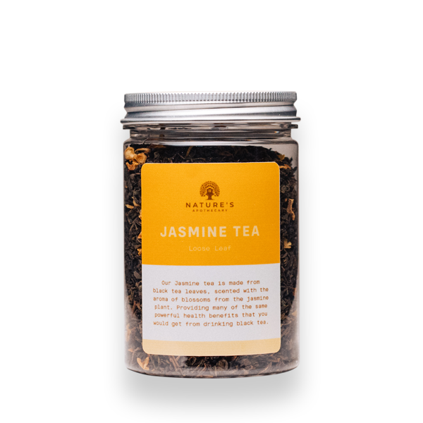 Nature's Apothecary - Jasmine Loose Leaf Tea (75g).png