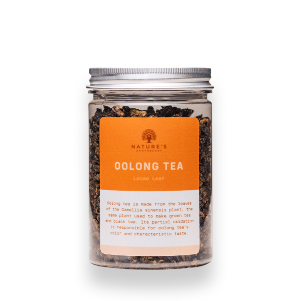Nature's Apothecary - Oolong Loose Leaf Tea (80g).png